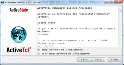 TCL license agreement